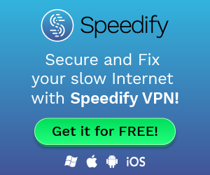 The fastest VPN with a 30% discount