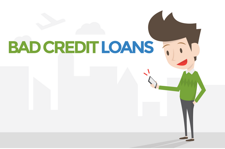 Have a bad credit? No prooblrms! Take your loan here!
