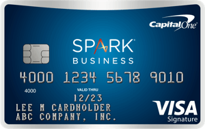 capital one business credit cards