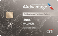 citybusiness credit card