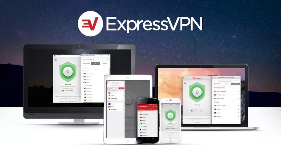 VPN.Express. Secure your data and connection to the Internet
